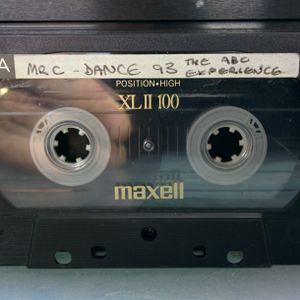 Mr C - Dance 93 FM. London Pirate radio circa 1990. House music mix.