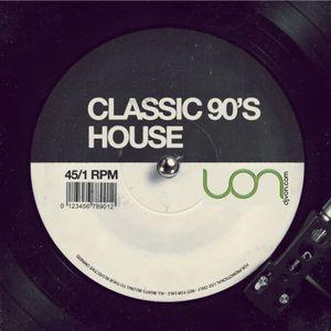 Idance Radio 90s House mix