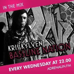 Kris Kylven - Bassline Nation Radio Show #08