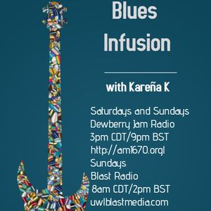 Blues Infusion May 6th