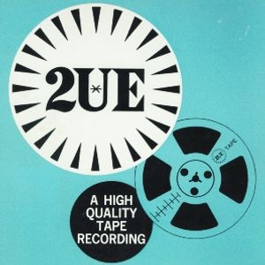 2UE AM 950 Sydney Australia =>> Gary O'Callaghan /Bob Rogers <<= Fri. 10th December 1971