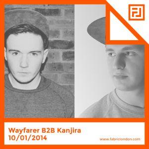 Wayfarer & Kanjira - FABRICLIVE x Hit & Run Mix