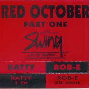 RATTY (MC ROBBIE DEE) & ROB-E - SWING RED OCTOBER