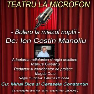 Teatru la microfon ....