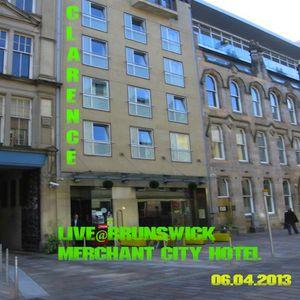 Live @ Brunswick Merchant City Hotel 06.04.2013