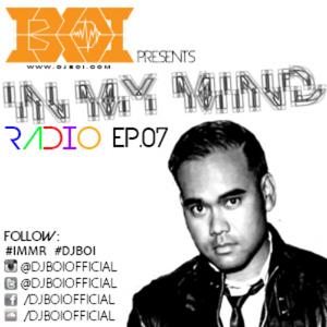 IN MY MIND Radio - Episode 007