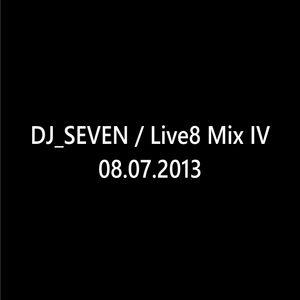 Dj_Seven Live8 Mix IV (08.07.2013)