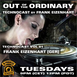 Frank Eizenhart @ OutOfTheOrdinary at InProgressRadio Feb5th