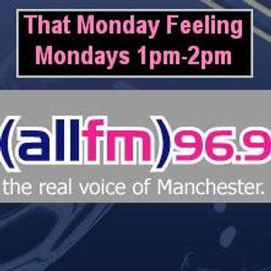 That Monday Feeling - Monday 12 September 2011