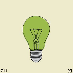 """Think Green Vol. XI"" - 711"