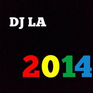 DJ LA - Pride 2014