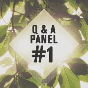 Q & A Panel #1 [The Pleasures of God]