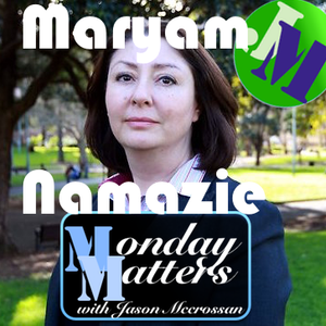 Maryam Namazie clashes with Islamic students