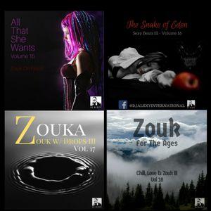 Series III (Vols. 15-18) - Previews Only for Zouk My World Radio Australia