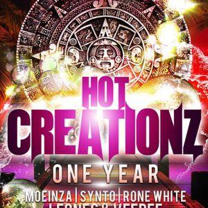 Veepee @ La Gomera - 1 Year Hot Creationz
