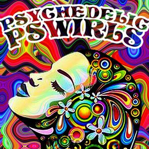 2016/07/09 Cosmic Colin - Psychedelic Swirls Pt. 3
