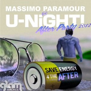 Massimo Paramour @ U-night after party Mykonos