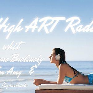 Tom Amy & Tomas Brolinsky - High ART Radio 001