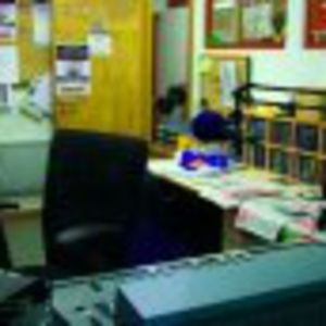 Alegria en CUAC FM do 27-10-2009