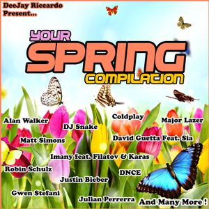DeeJay Riccardo - Your SPRING Compilation 2016