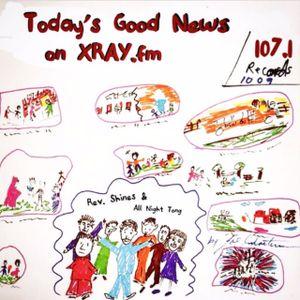 Today's Good News Radio episode #002