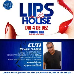 LIPS in the HOUSE - CUTI
