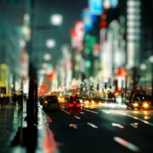 Evening Flow #34: Urban Night (Slow Beat Flavour)