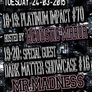 Mr. Madness @ Dark Matter on Gabber.FM 24/03/2015