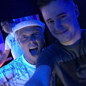 Superb Delicious & Vik from Disco Riders & Patrick Kanitz @ MonoChrome Magdeburg 19-03-2016 #1