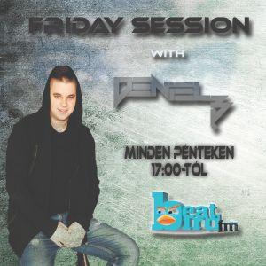 Deniel B.@ BeatBird Fm Friday Session radio show 03.04