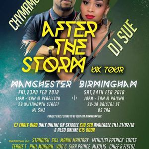After the Storm Promo mix Tracks picked by TIA Mantrax