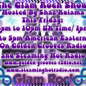 The Glam Rock Show - 23rd October 2015