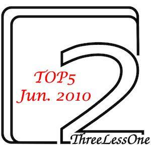 ThreeLessOne - Seff´s Top5 2010-06-20