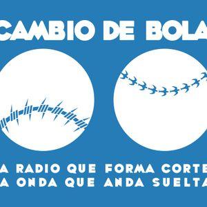 CAMBIO DE BOLA #7 INVITADO : ANTONIO RODILES . MAR 2015
