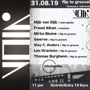 Mijk van Dijk DJ-Set at Void Club, 2019-08-31
