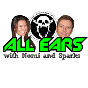 All Ears with Nomi & Sparks episode 147K: Throw some cheese on it