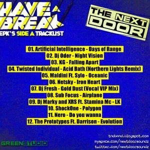 The NextDoor - Have a Break (Mixtape/Side A)