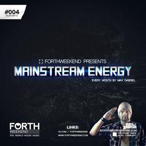 Mainstream Energy #005 by MAX GABRIEL