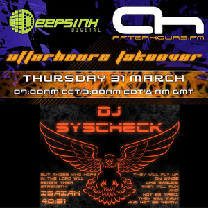 Afterhours FM Takeover - DJ SYSCheck