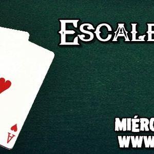 ESCALERA REAL 20-09-17 en RADIO LEXIA