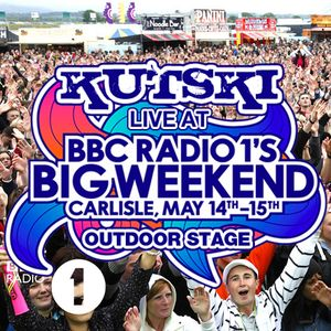 Kutski Live @ BBC Radio 1 Big Weekend (2011)
