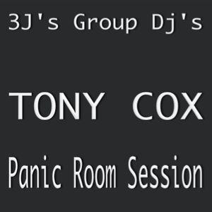 TONY COX  -  PANIC ROOM SESSION