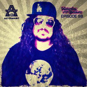 Ali Ghanavi / Episode 98