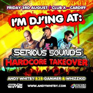 Serious Sounds Hardcore Takeover Competition Mix (2012) Mixed By DJ Brady