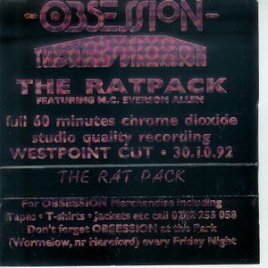 RAT PACK - OBSESSION - THE THIRD DIMENSION 301092