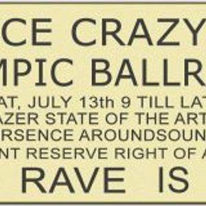 Olympic Ballroom 2.1 ( Revisted ) mixed by Gavin Duffy