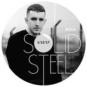 Solid Steel Radio Show 1/12/2017 Hour 1 - Walton