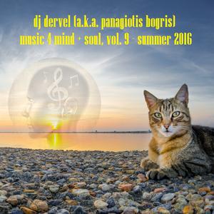 music 4 mind + soul, vol. 9 - dj dervel - summer 2016