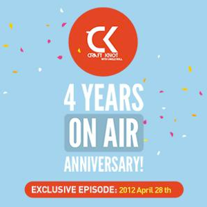 UNCLE ROLL - Craft Knot 4 Years ON AIR Anniversary Show 2012.04.28 PART2