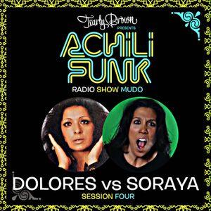 "Achilifunk Radio Show nº4 ""Terremoto vs Lady Gipsy"" Rumba Funk !!!"